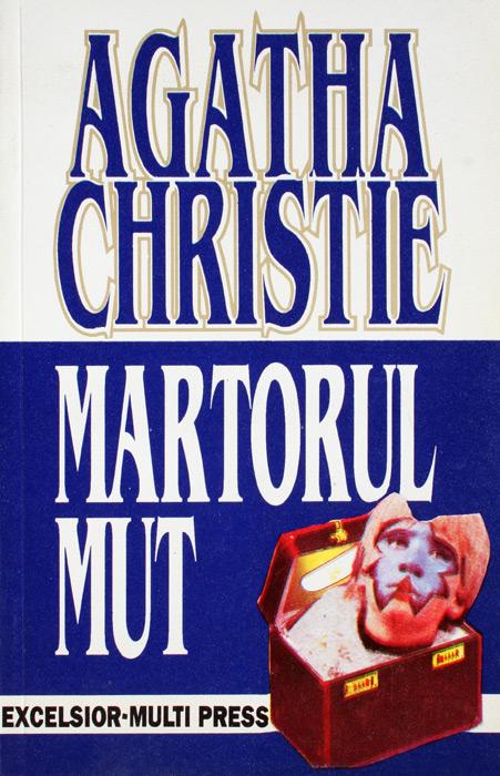 Martorul mut de agatha christie anticariat carte online - Carte in tavola agatha christie pdf ...