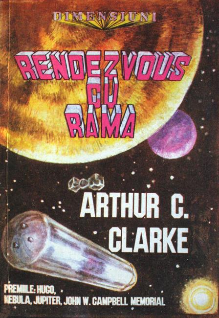 Rendez vous cu rama de arthur c clarke anticariat carte online - Arthur motorkap rendez vous ...