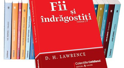 D.H. Lawrence - Fii si indragostiti, colectia Cotidianul