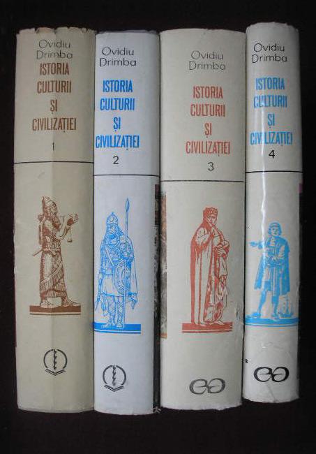 Ovidiu drimba istoria culturii si civilizatiei