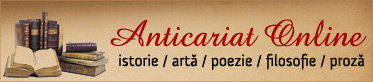 Anticariat online