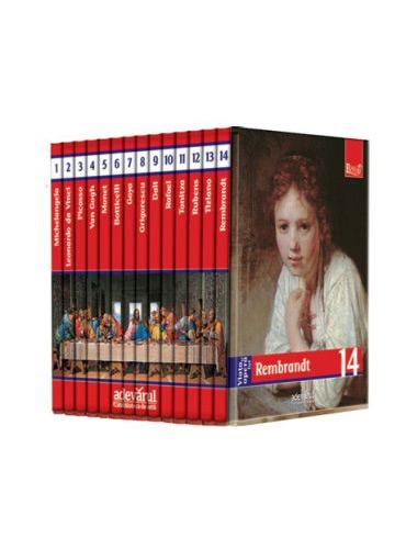 Colectia Pictori de Geniu (14 volume)