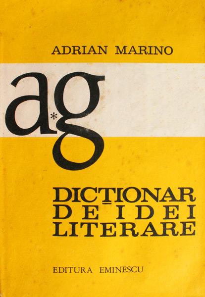 Dictionar de idei literare