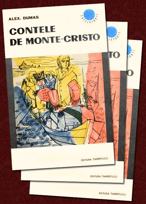 Contele de Monte Cristo (3 vol.)