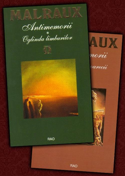 Antimemorii (2 vol.): Oglinda limburilor / Franghia si soarecii