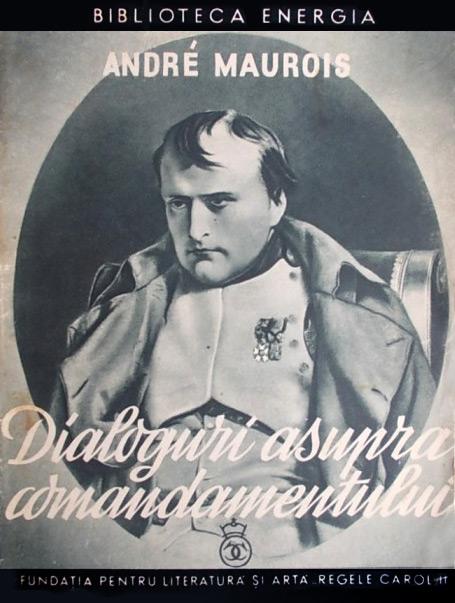 Dialoguri asupra Comandamentului (editia princeps, 1940)
