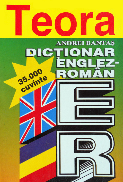Dictionar englez - roman (35.000 cuvinte)