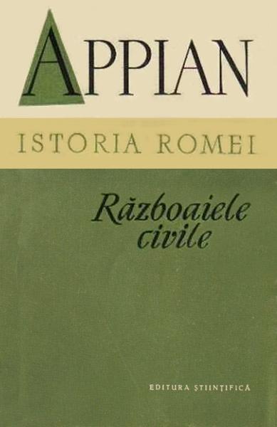 Istoria Romei. Razboaiele civile