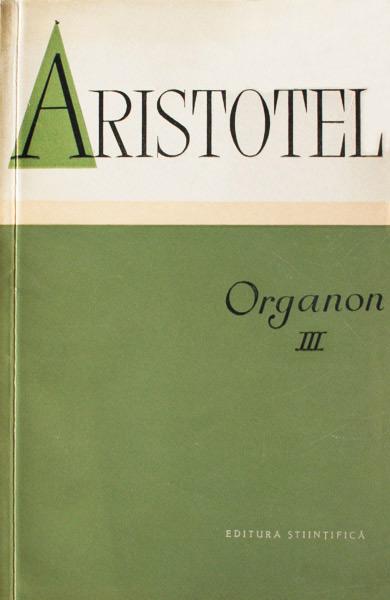 Organon III