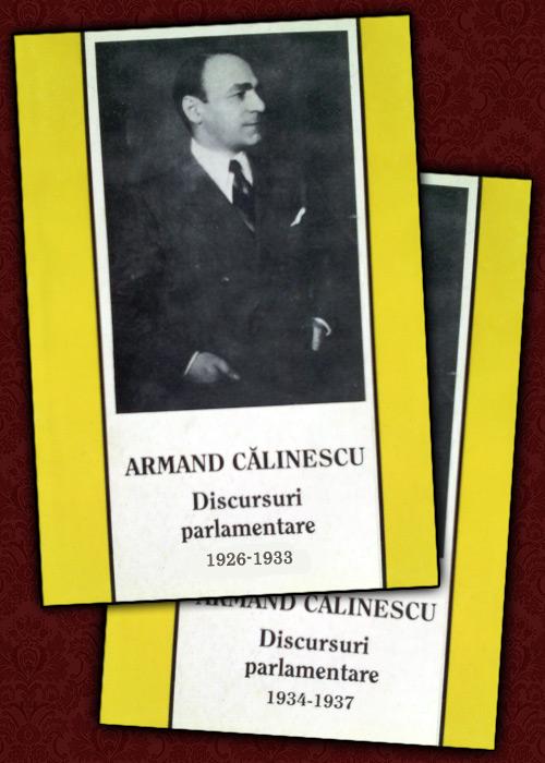 Discursuri parlamentare (2 vol.)