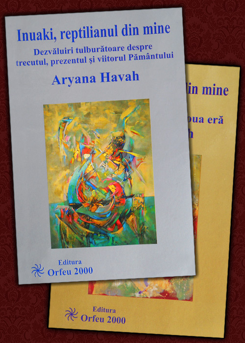 Inuaki, reptilianul din mine (2 vol.)