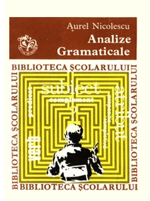 Analize gramaticale