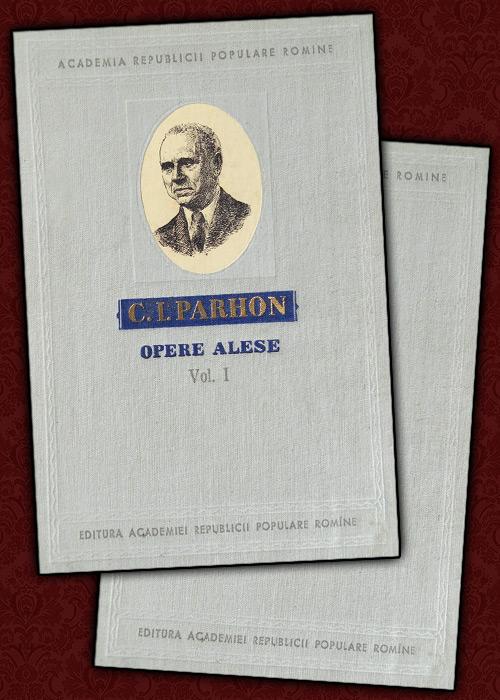 Opere alese (2 vol.)