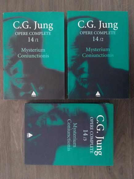 Mysterium Coniunctionis (3 vol.)