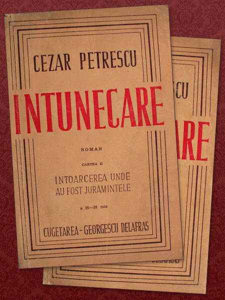 Intunecare (vol. I + vol. II), editia definitiva