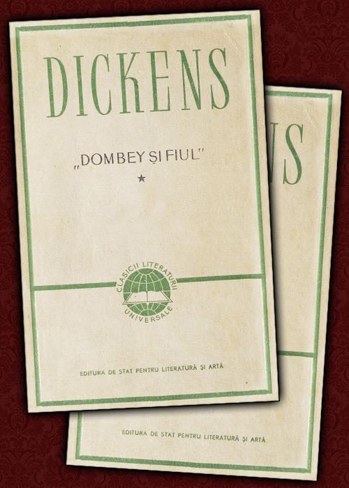 Dombey si fiul (2 vol.)