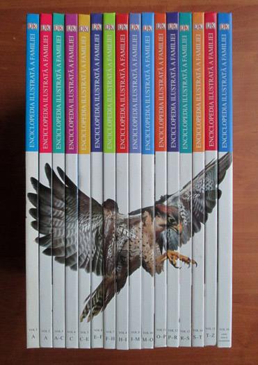 Enciclopedia ilustrata a familiei (16 volume)