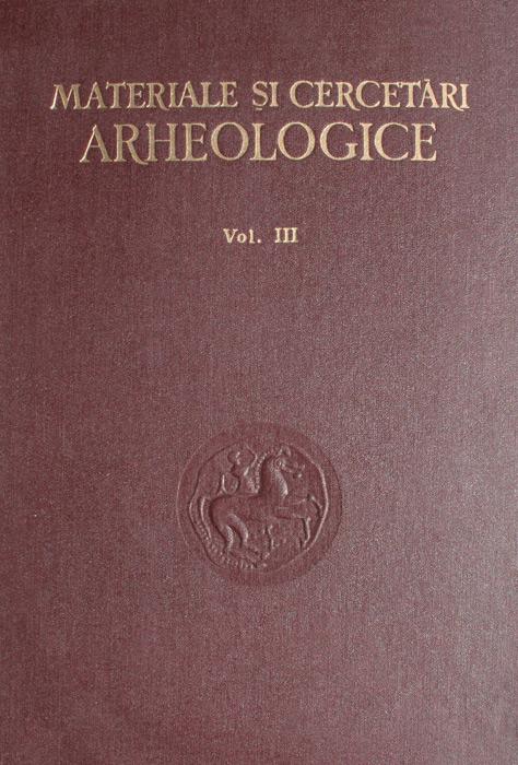 Materiale si cercetari arheologice