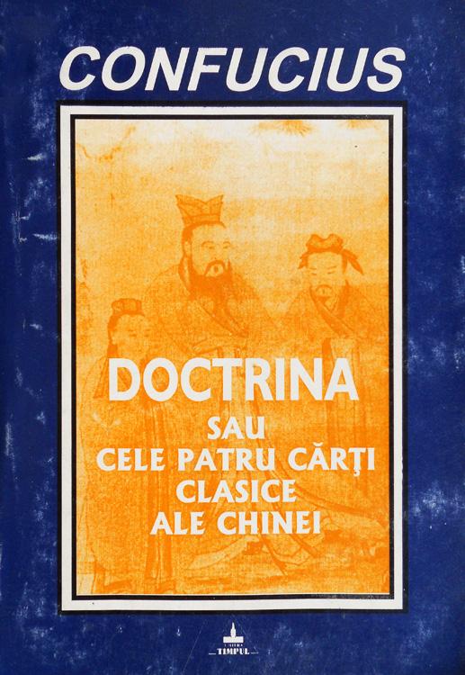 Doctrina sau Cele patru carti clasice ale Chinei