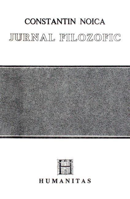 Jurnal filozofic