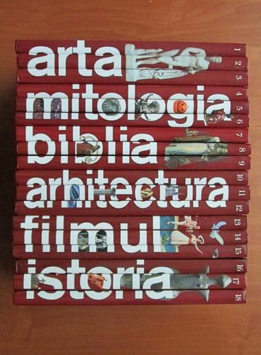 Colectia Raftul de Cultura Generala (18 volume)