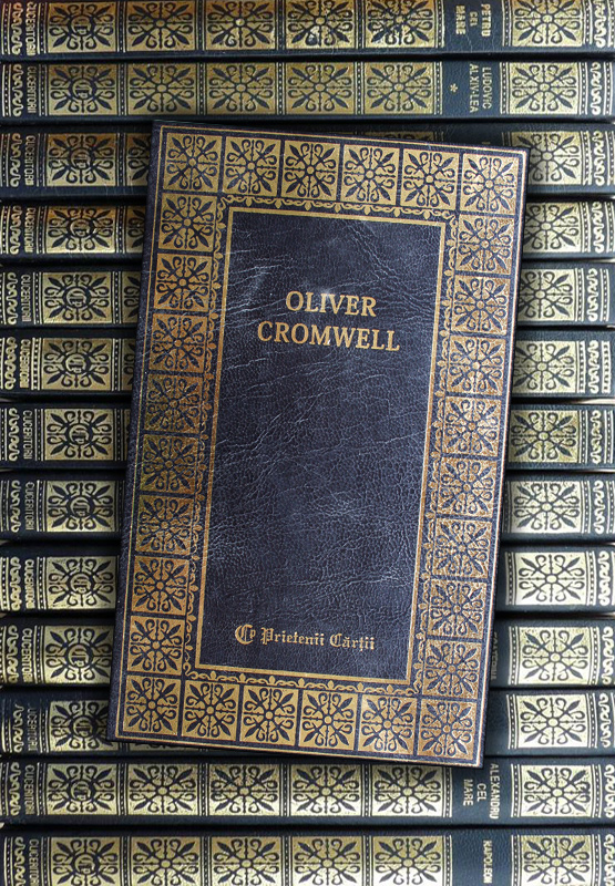 Oliver Cromwell (editie de lux)