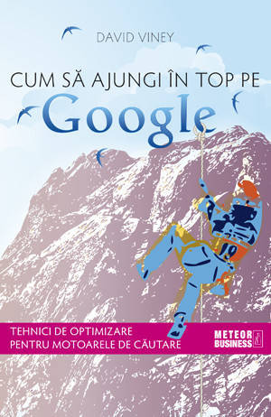 Cum sa ajungi in top pe Google