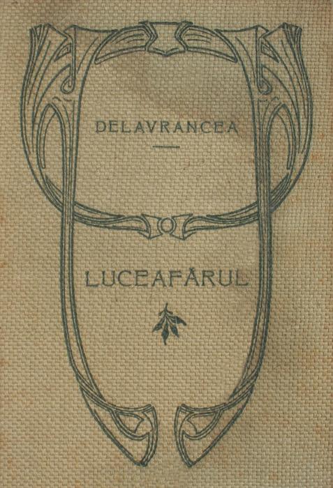 Luceafarul (editia princeps, 1910)