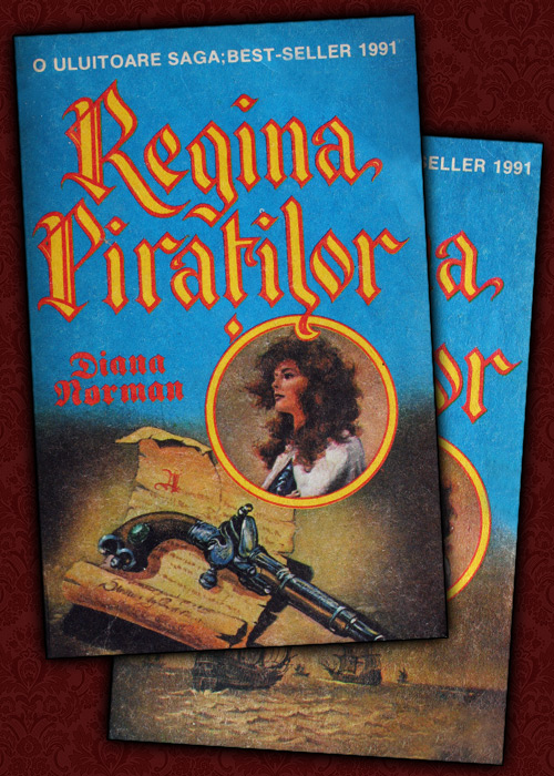 Regina piratilor (2 vol.)