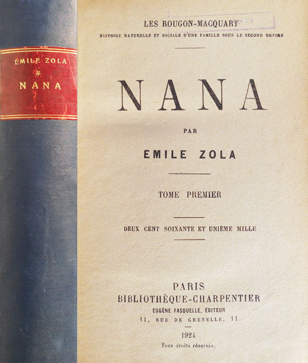 Nana (1924)