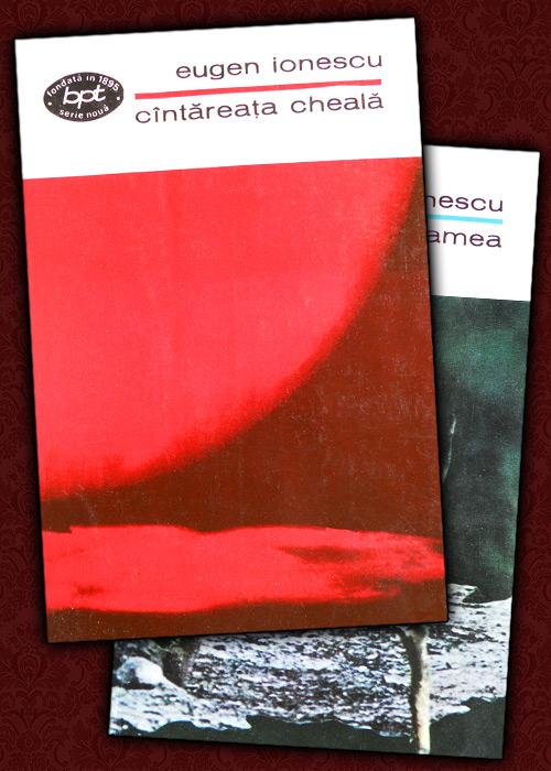 Teatru (2 volume: Cantareata cheala, Scaunele, Lectia, Setea si foamea, Rinocerii etc.)