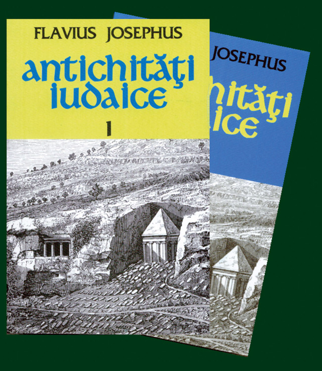 Antichitati iudaice (2 vol.)