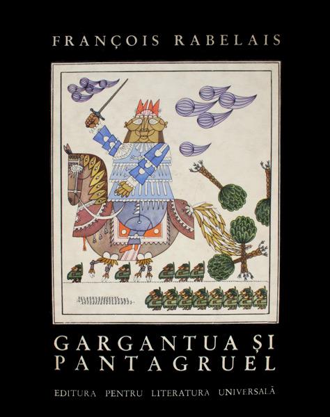 Gargantua si Pantagruel (editie bibliofila)
