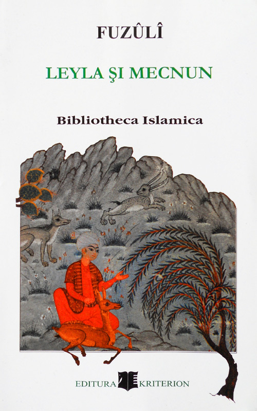 Leyla si Mecnun (editie bilingva azera-romana)