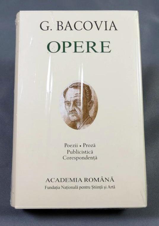 Opere (ed. Academiei, ediție de lux)
