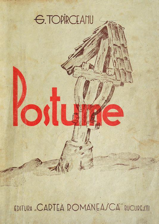 Postume (editia princeps, 1938)