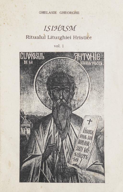 Isihasm. Ritualul Liturghiei Hristice