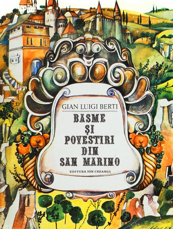 Basme si povestiri din San Marino