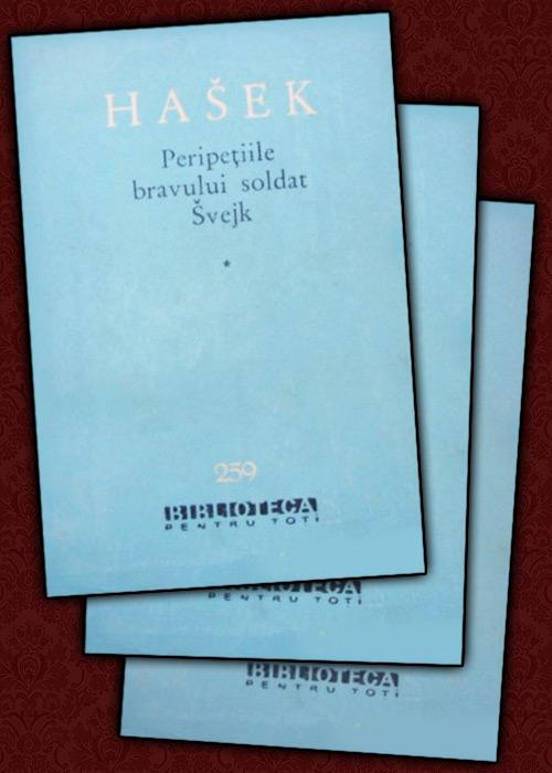 Peripetiile bravului soldat Svejk (3 vol.)