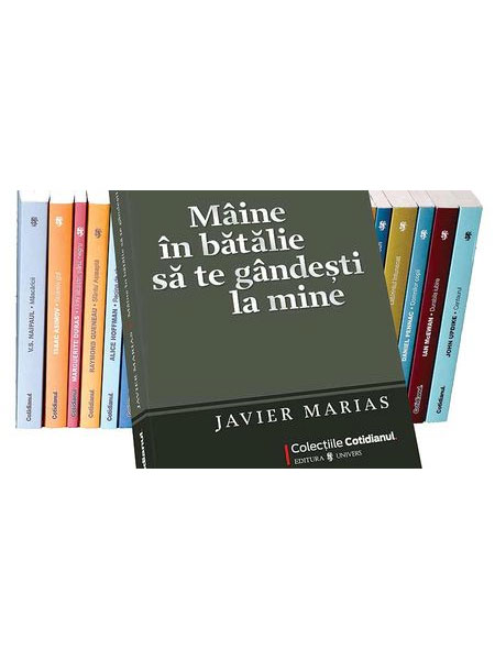 Maine in batalie sa te gandesti la mine