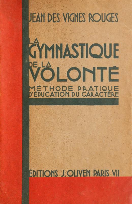 La gymnastique de la volonté (1935)