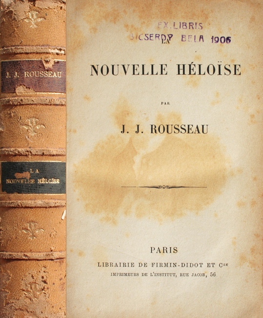 Nouvelle Heloise (1843)