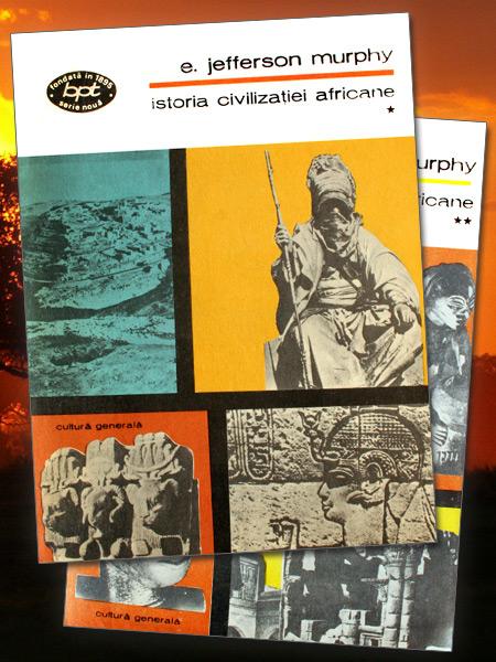 Istoria civilizatiei africane (2 vol.)