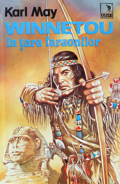Winnetou in tara faraonilor