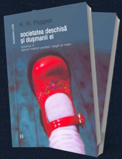 Societatea deschisa si dusmanii ei (2 vol.)