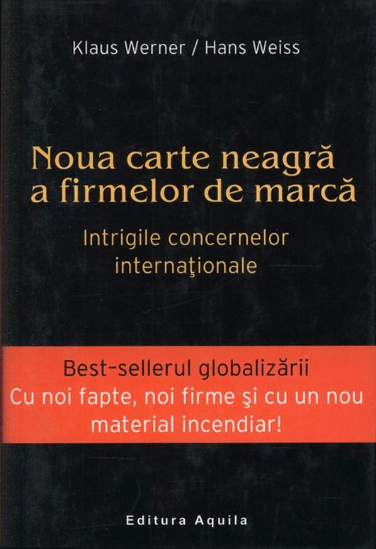 Noua carte neagra a firmelor de marca