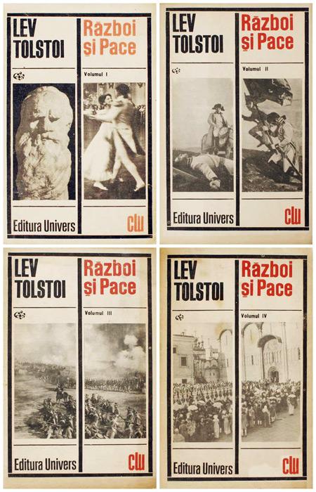 Razboi si pace (4 vol.)