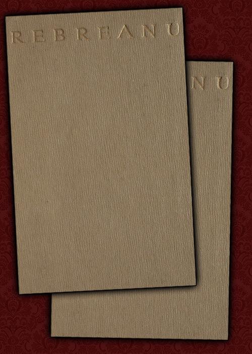 Opere alese (2 vol., editie bibliofila pe hartie de tigarete)