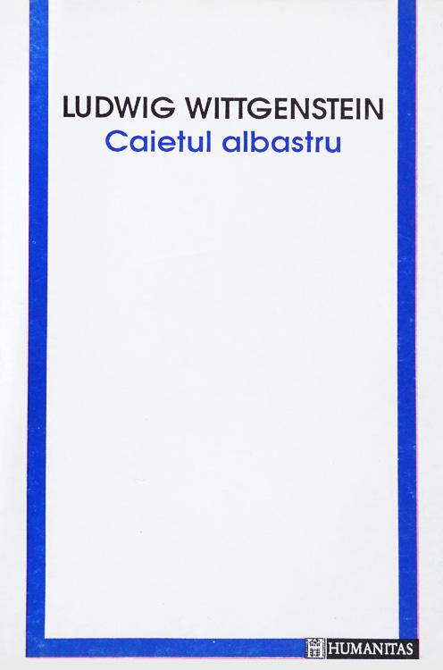 Caietul albastru