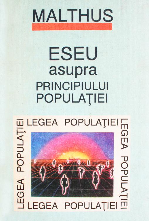 Eseu asupra principiului populatiei